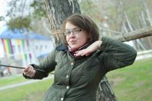 Jekaterina Zamyslova, Jekaterinburg